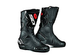 Мотоботинки SIDI STIVALI FUSION Black Black 45 размер