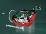 """Сильноточные LiHD-аккумуляторы ёмкостью 4,0; 5,5 и 8,0 А*ч от """"Metabo"""""""