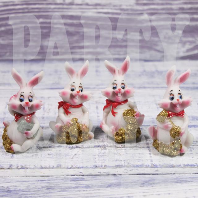 статуэтки зайцы