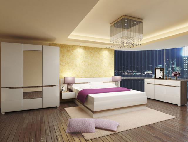 Модульная спальня Paris