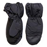 Непромокаемые зимние рукавицы-краги на мальчика 3-9 л. (Р. 3/4,5/6,7/8) ТМ Peluche&Tartine Серый F17 MIT 51 EF