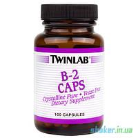 Витамины Twinlab B-2 (100 капс) витамин б2 твинлаб