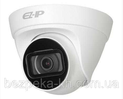 2 Мп IP видеокамера DAHUA  DH-IPC-T1B20P (2.8 мм)
