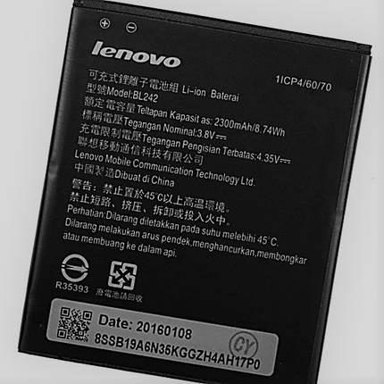 Аккумуляторная батарея lenovo A6000, фото 2