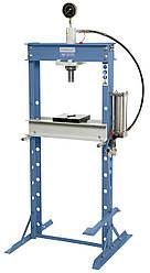 WK20FH пресс гидравлический ручной привод| пресс ручной напольный Bernardo Австрия