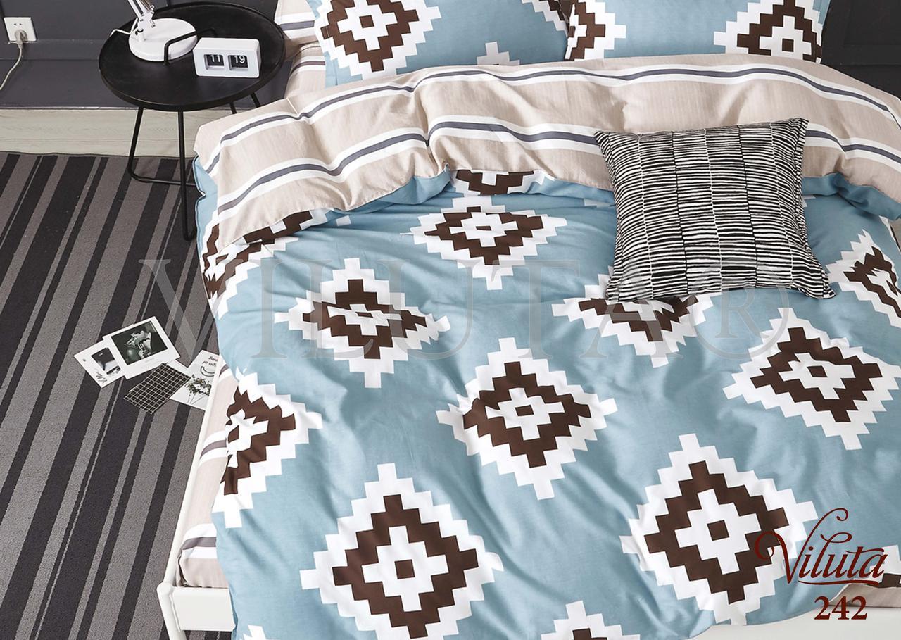 Комплект постельного белья Viluta сатин 242
