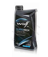 Wolf  GUARDTECH 10W40 B4 1л - моторное масло
