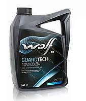 Wolf  GUARDTECH 10W40 B4 4л - моторное масло
