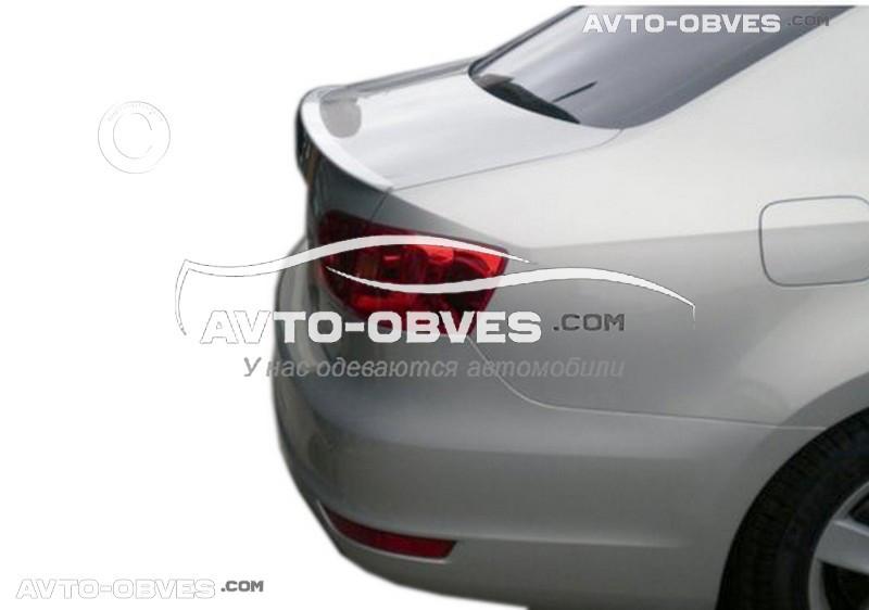 Спойлер Volkswagen Jetta 2011-2016 (под покраску)