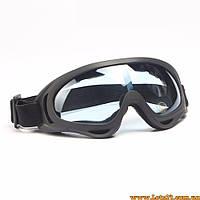 Тактические баллистические очки (броне-маска для АТО или страйкбола) 2b06e33d77031