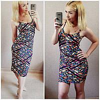 Майка + юбка миди. Реальные фото. Размер 40-48