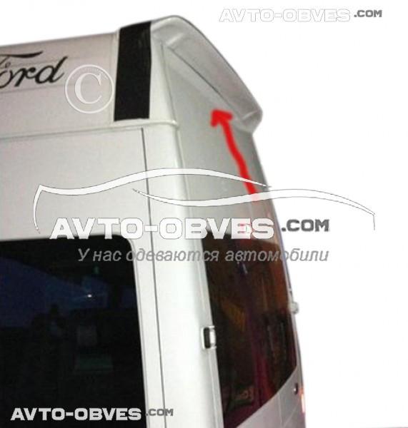 Спойлер Ford Transit 2000-2014 на высокую крышу