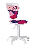 Детское компьютерное кресло MINISTYLE GTS white