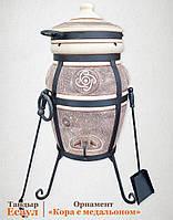 Тандыр премиум Есаул / h=90 см, d=45 см (на выставке) мир тандыров