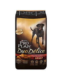 PURINA Pro Plan Dog Adult Duo Delice Лосось 10 kg