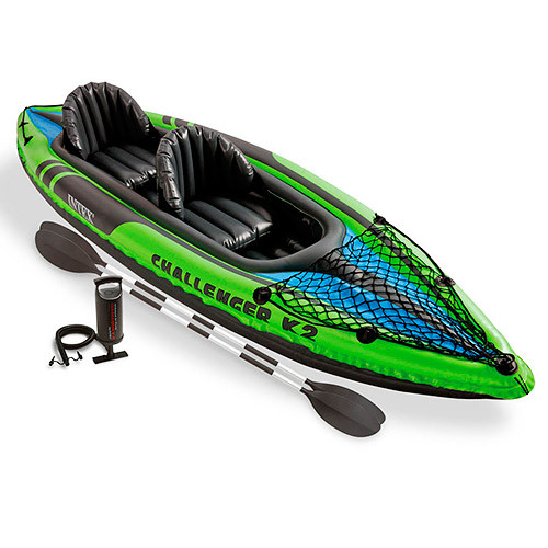 Лодка Intex  CHALLENGER K2 KAYAK 68306