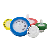 Фильтры шприцевые, Ø 13 мм, ацетат целлюлозы, 0,45 мкм, корпус ПП оранжевый, уп. 100 шт.