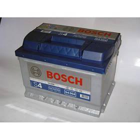 Акумулятор автомобільний BOSCH 6СТ-60 H Євро