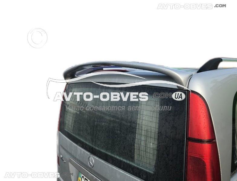 Спойлер для Mercedes-Benz Vito 639 2010-2015