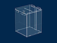 Ящик для благотворительности 150х150х200