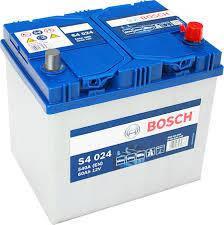 Акумулятор автомобільний BOSCH 6СТ-60 АЗІЯ Євро