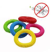 Натуральный спиральный браслет от комаров (200 часов)