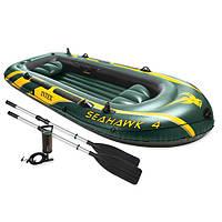 Човен Intex SEAHAWK 68351