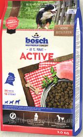 Сухий корм для собак BOSCH Active 15 кг