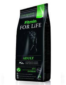 FITMIN Dog for life adult - 15 kg