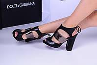 Женские босоножки Морано   каблук 11 см, фото 1