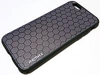 Чехол для iPhone 6 / 6s силиконовый Remax с рисунком соты