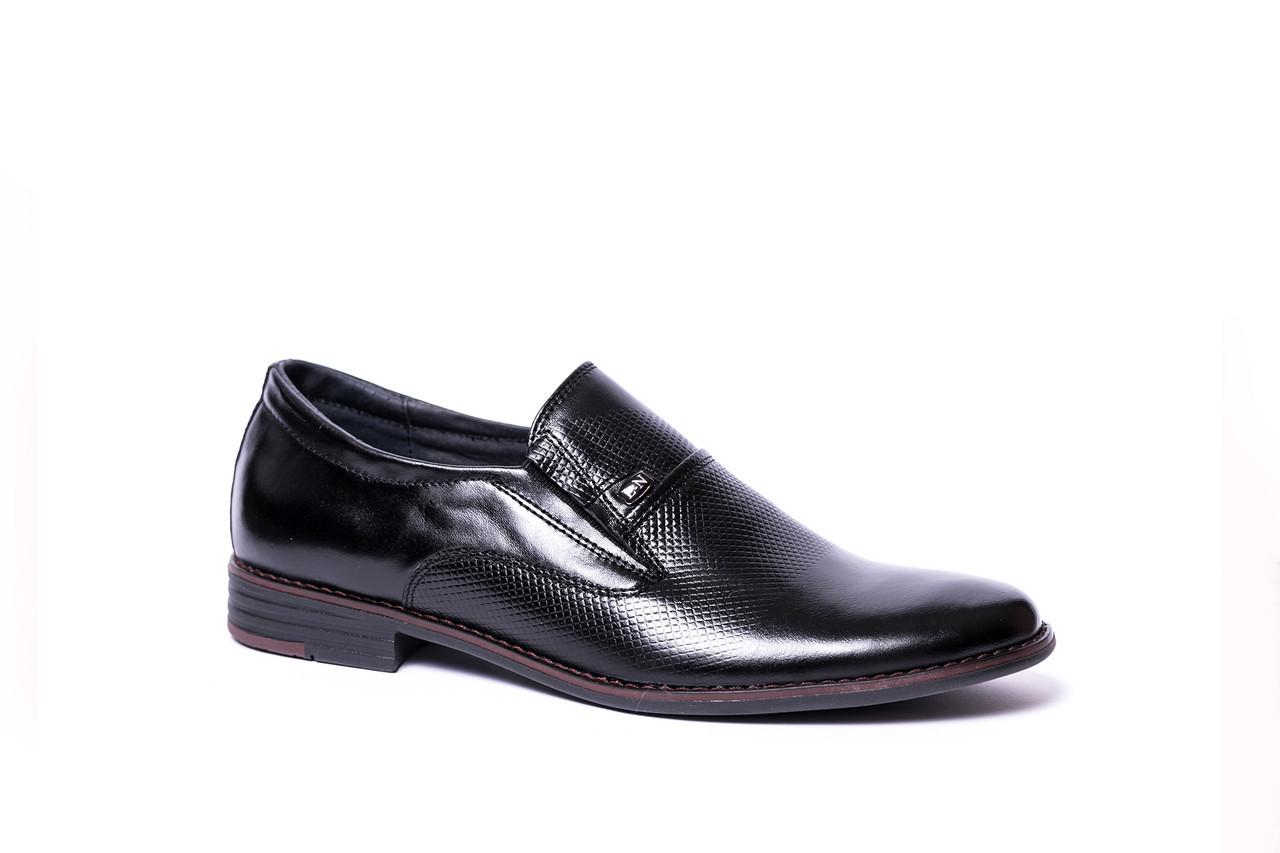 9a6dd1c2e729e9 Туфлі чорні L-Niko - Магазин чоловічого взуття