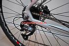 """Горный велосипед Winner Epic 29 дюймов 18"""" серый, фото 9"""