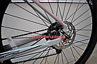 """Горный велосипед Winner Epic 29 дюймов 18"""" серый, фото 8"""