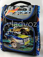 Школьный каркасный рюкзак для мальчиков Off road