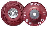 3M 64860 - Оправка для фибровых кругов для дисков Cubitron II, 115 мм, М14