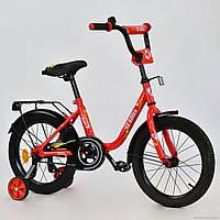 """Велосипед 2-х колёсный R 1613 """"WILLIS"""" КРАСНЫЙ, фото 1"""
