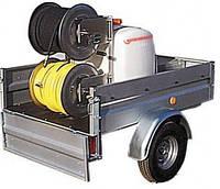 Гидродинамическая установка Rothenberger ROJET 30/130 на базовой раме