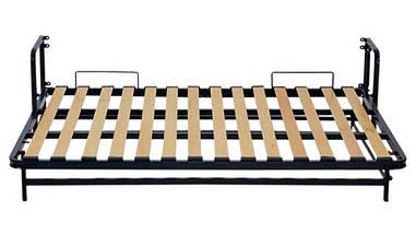 Горизонтальная откидная кровать luxury Wallbed King, фото 3