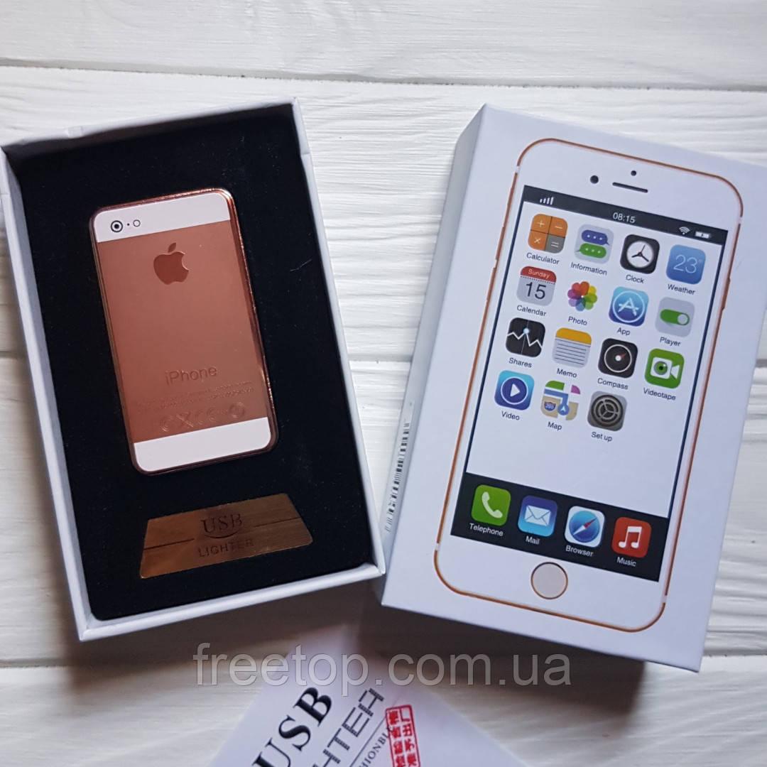 Електроімпульсна запальничка Iphone (Айфон)