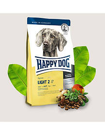 HAPPY DOG Light 2 Low Fat.1 kg