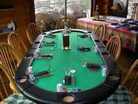 Організація домашнього турніру з покеру