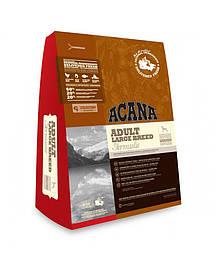 Acana Heritage Adult Large Breed 17кг Сухой корм для взрослых собак крупных пород