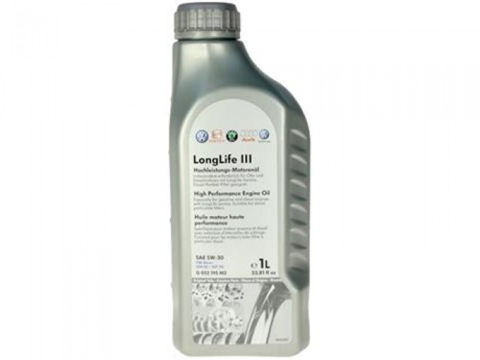 VAG LongLife III 5W-30 1 л