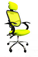 Кресло офисное Ergo D05 Green (20181116V-509)