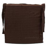 Подушка для стула Emilia Arredamento MarrACCEC-40 коричневая 40х40 см