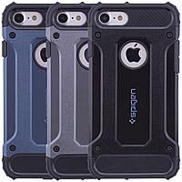 """Бронированный противоударный TPU+PC чехол SPIGEN (HC) для Apple iPhone 8 (4.7"""")"""