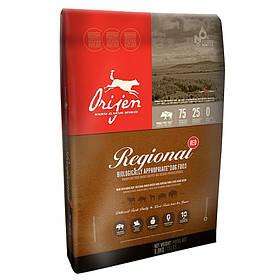 Сухий корм для собак Orijen Regional Red 11,4 кг