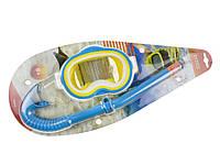 Детский набор маска и трубка (3-8 лет) для ныряния Intex 55942