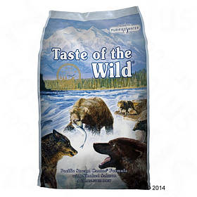 Сухий корм для собак Taste of the Wild - Pacific Stream Canine 13 кг